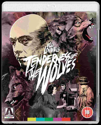 Tenderness of the Wolves Blu-ray cover