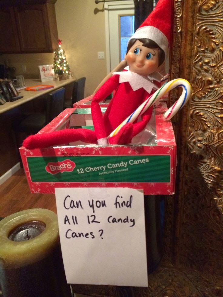 Aren t we all looking for new elf on the shelf ideas my kiddos would
