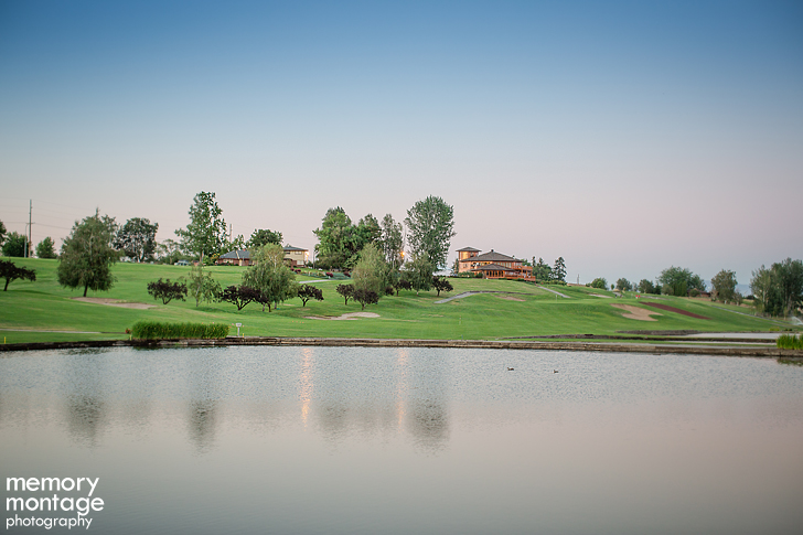 Yakima wedding at Apple Tree Golf Course