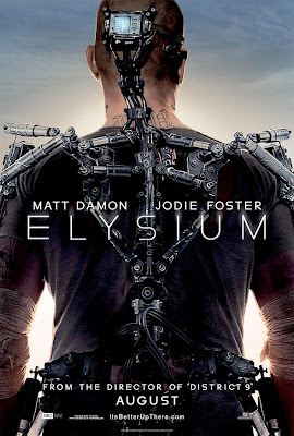 Elysium (2013) DVDRip Dual Áudio   Torrent