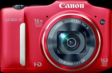 Canon PowerShot SX160 IS Camera User's Manual