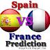 Prediksi Spanyol vs Prancis Euro 2012