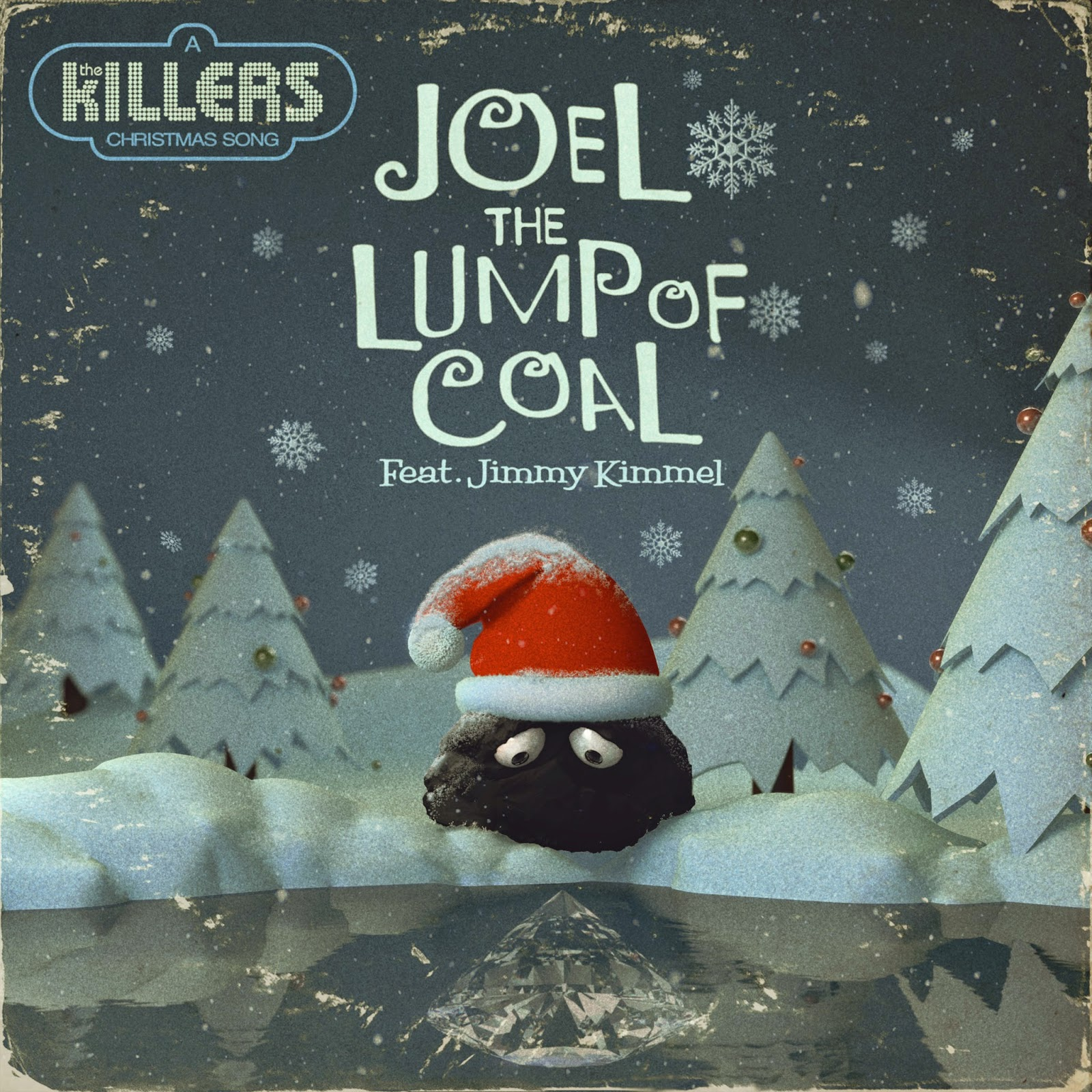 Ho....ho...ho....It\'s The Killers\' Christmas Song for (RED)! | (BLOG)RED