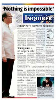 President Benigno Aquino III's, SONA, Philippines, Philippine government, corrupt, Noy Noy, PNoy, Penoy, itlog, noynoying