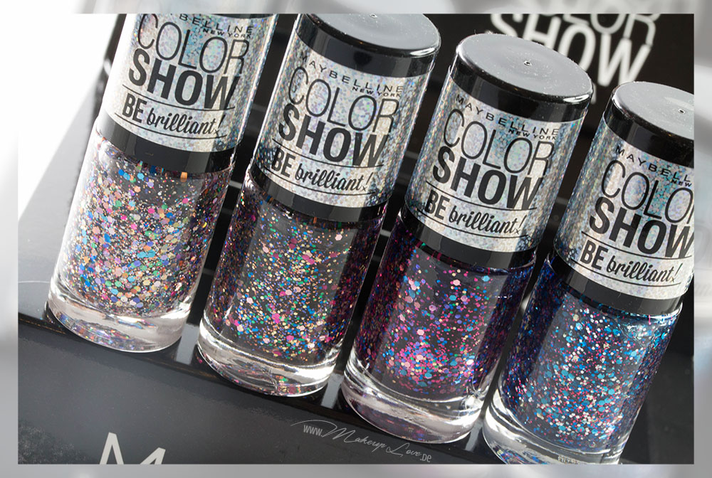Maybelline Colorshow Nagellacke | BE brilliant! Kollektion