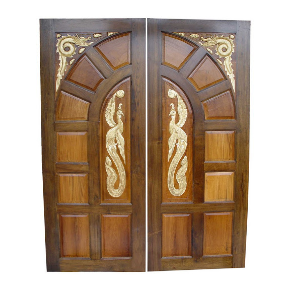 15 Fabulous Designs For Your Front Entry: Beautiful Front Doors Design Gallery