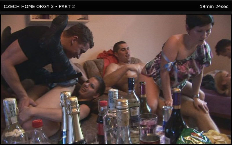 Czech Home Orgy 03 Part 2