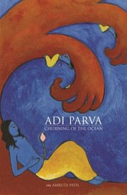 'Adi Parva: Churning of the Ocean' (2012) by Amruta Patil. Order online.
