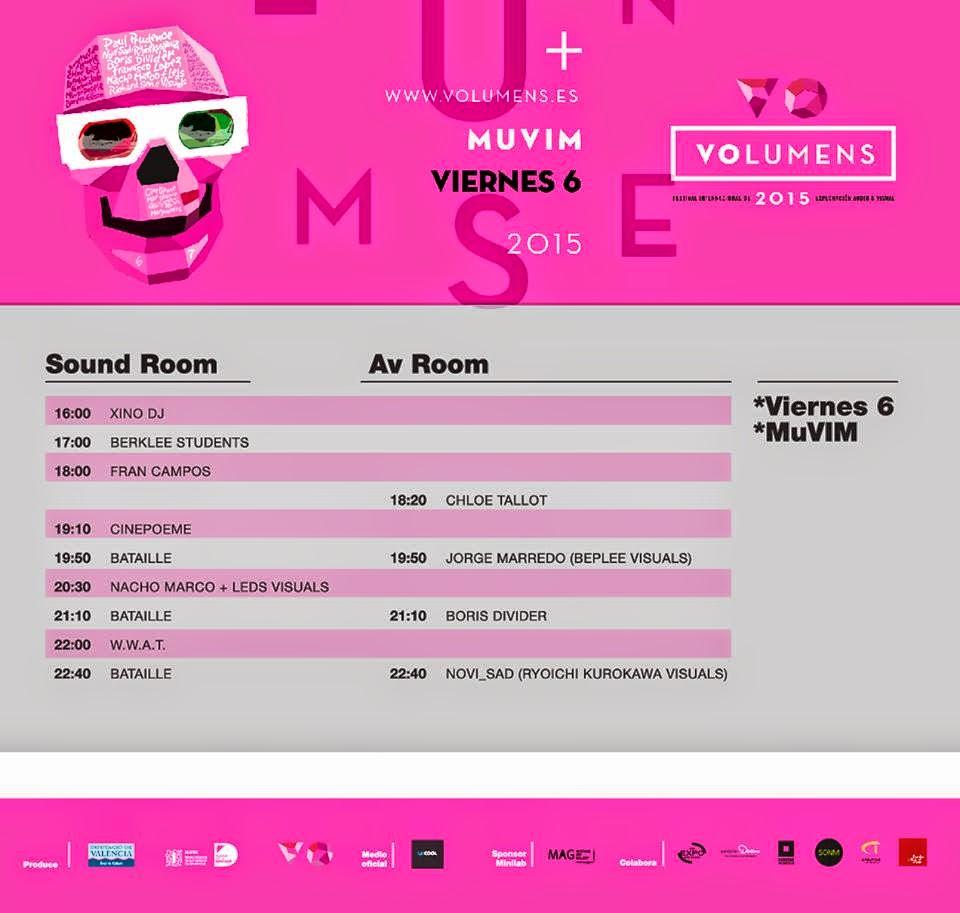 Festival Volumens 2015