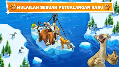 download ice age adventures apk mod