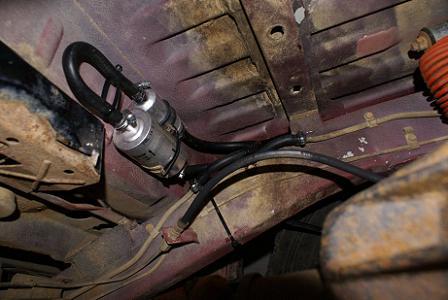 El autom vil al desnudo motores de combusti n interna en for Bomba de gasoil electrica