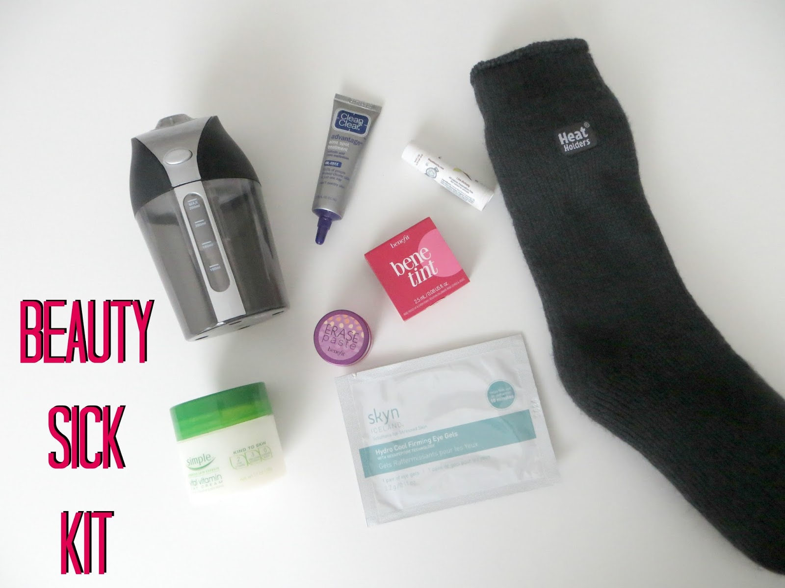 Elle Sees Beauty Blogger in Atlanta: Beauty Sick Kit #C90242