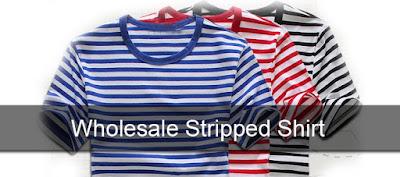 Wholesale Striped Shirts Manufacturer