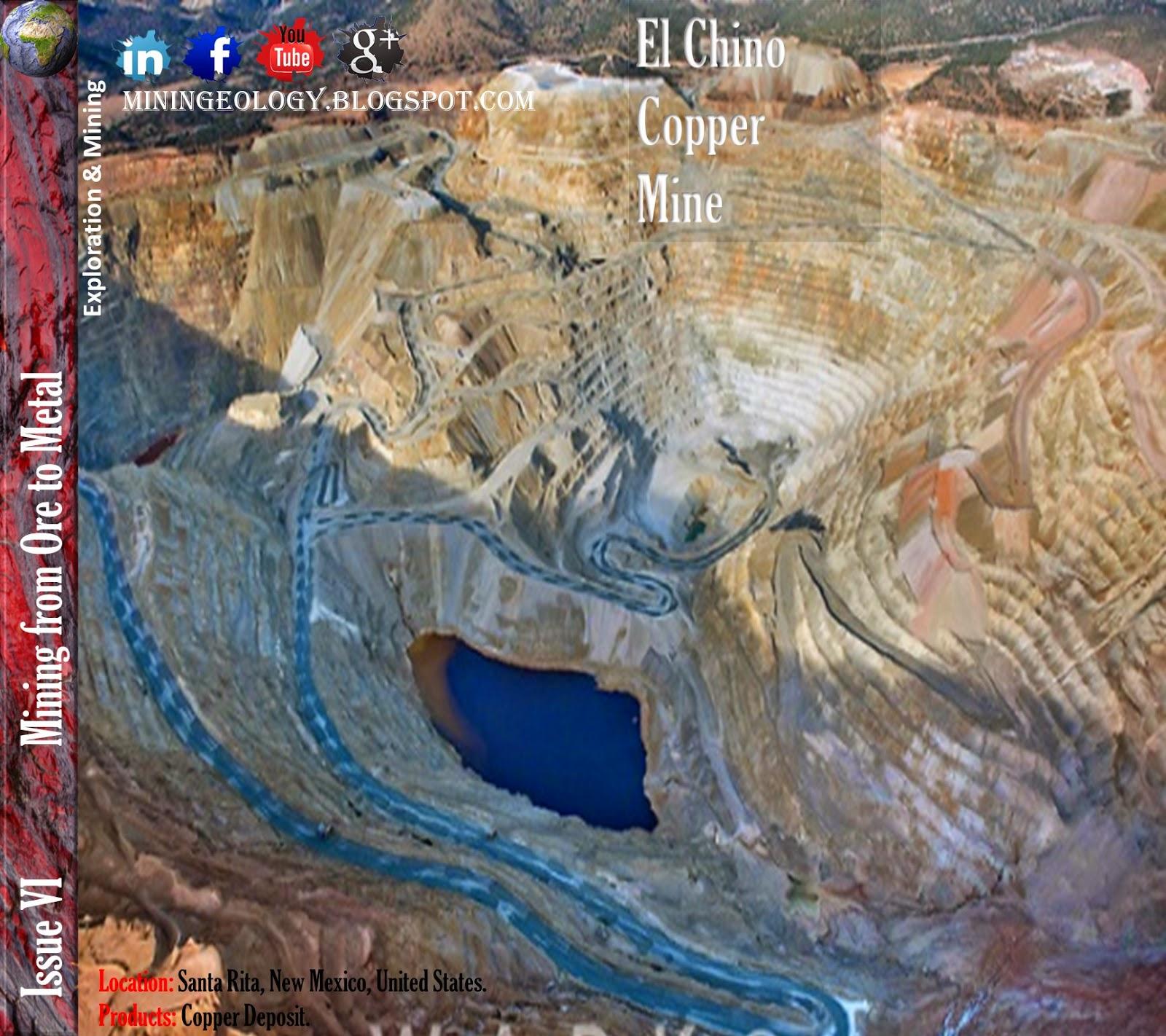 El Chino Copper Mine