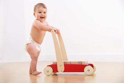 El Crecimiento de tu hijo, fuerza (10 -12 meses)