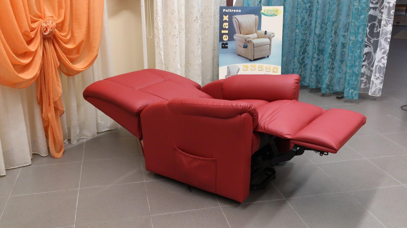 Prezzi e offerte poltrone elettriche per anziani e disabili: Serena - poltron...