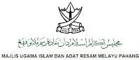 Jawatan Kerja Kosong Majlis Ugama Islam dan Adat Resam Melayu Pahang (MUIP) logo www.ohjob.info mei 2015