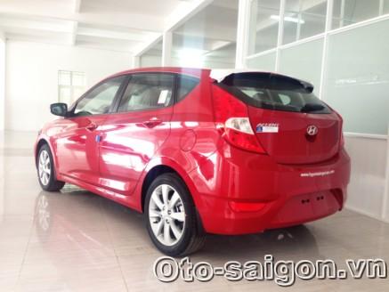 Xe Hyundai Accent Hatchback 5 cua 2014 4 Xe Hyundai Accent Hatchback 5 cửa 2014