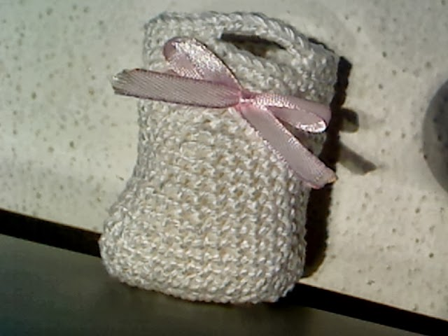 bolsa branco e rosa