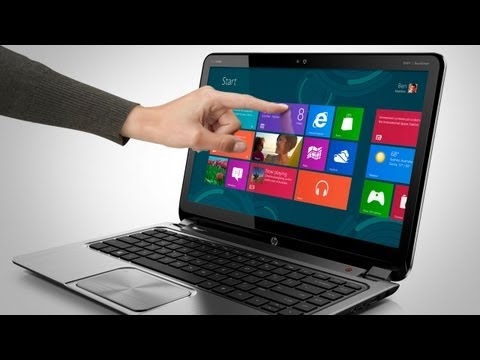 Video: Windows 8 - Revolutionizing the PC