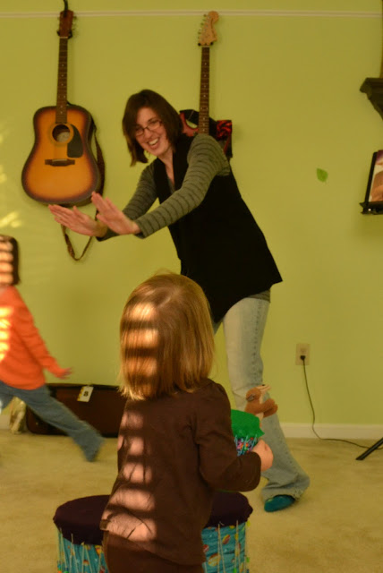 Early Childhood Classes at Lewis Music Studio