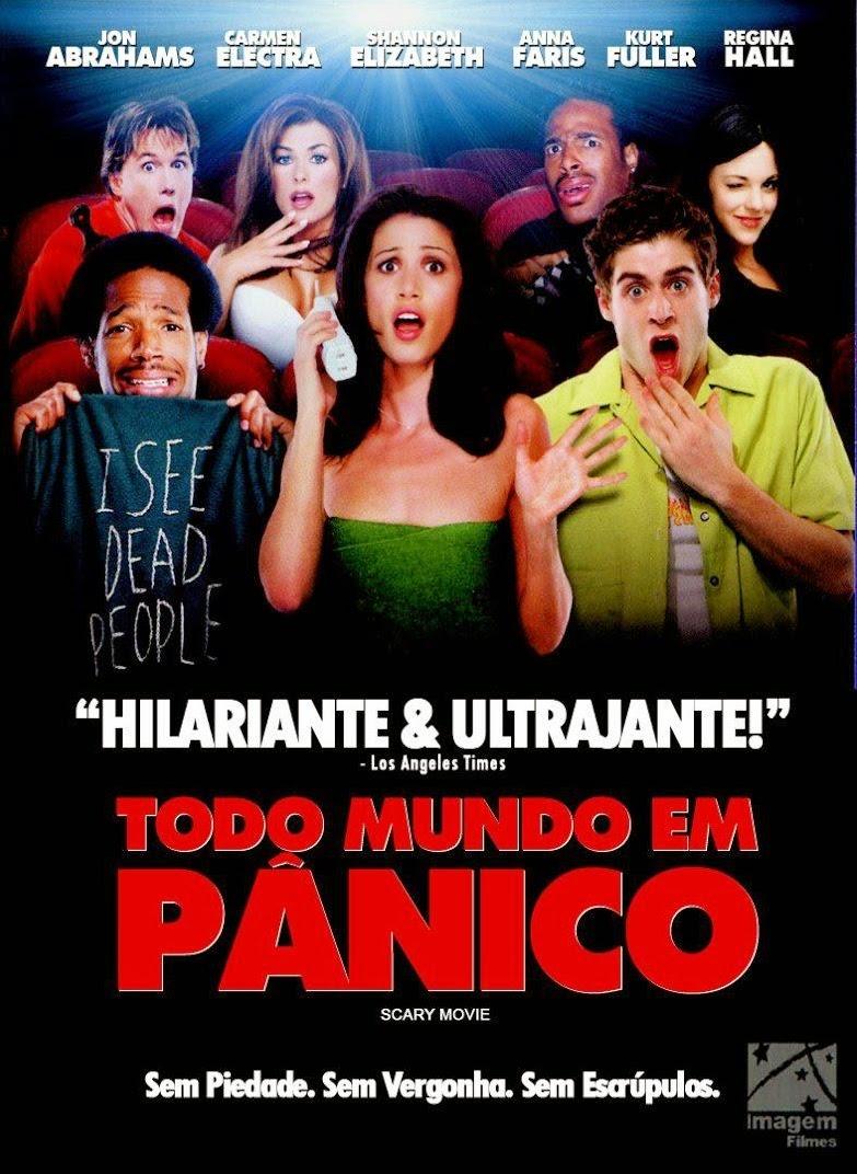 Todo Mundo em Pânico – Dublado (2000)