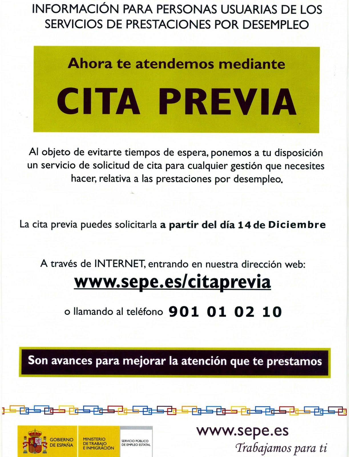 Ayuntamiento de la parra cita previa para tramitar for Oficina desempleo cita previa