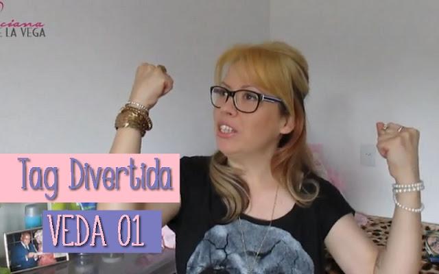 VED, TAG, TAG DIVERTIDA, Luciana De La Vega,