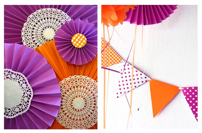 Bulub abanicos circulares - Abanicos para decorar ...