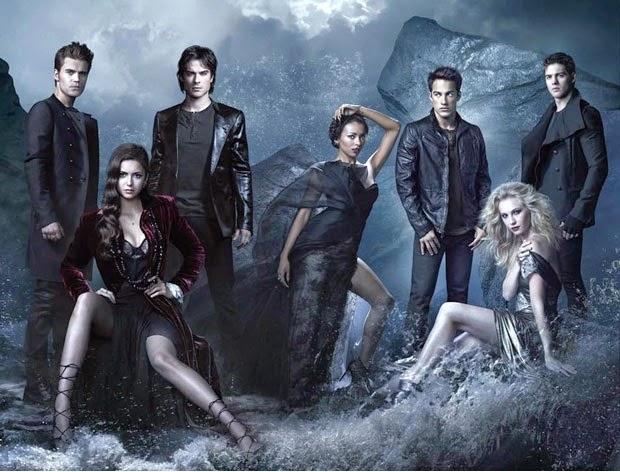 The Vampire Diaries sezonul 5