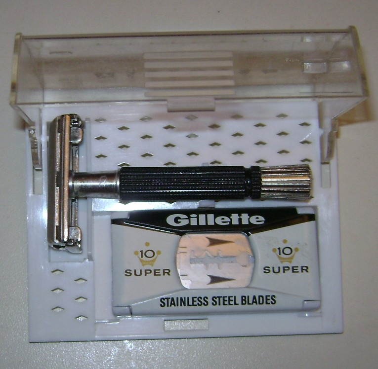Dating gillette super speed