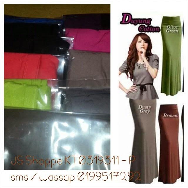Skirt Duyung Cotton