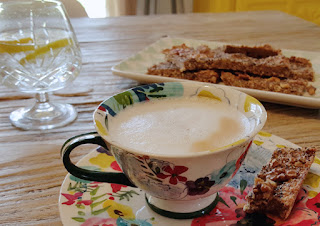 Receta: barritas de banana y avena- www.soyunmix.com