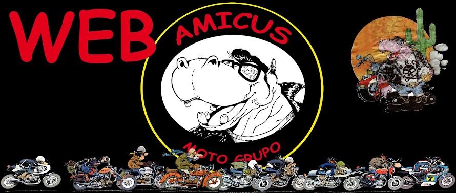 WEB d'AMICUS Moto Grupo
