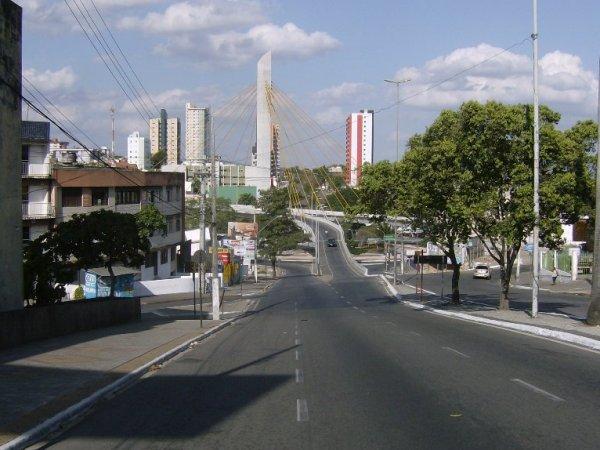 Avenida Floriano Peixoto Campina Grande