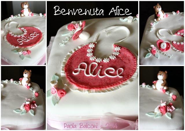 Torte Da Credenza Alice : La cucina piccolina: buon compleanno alice