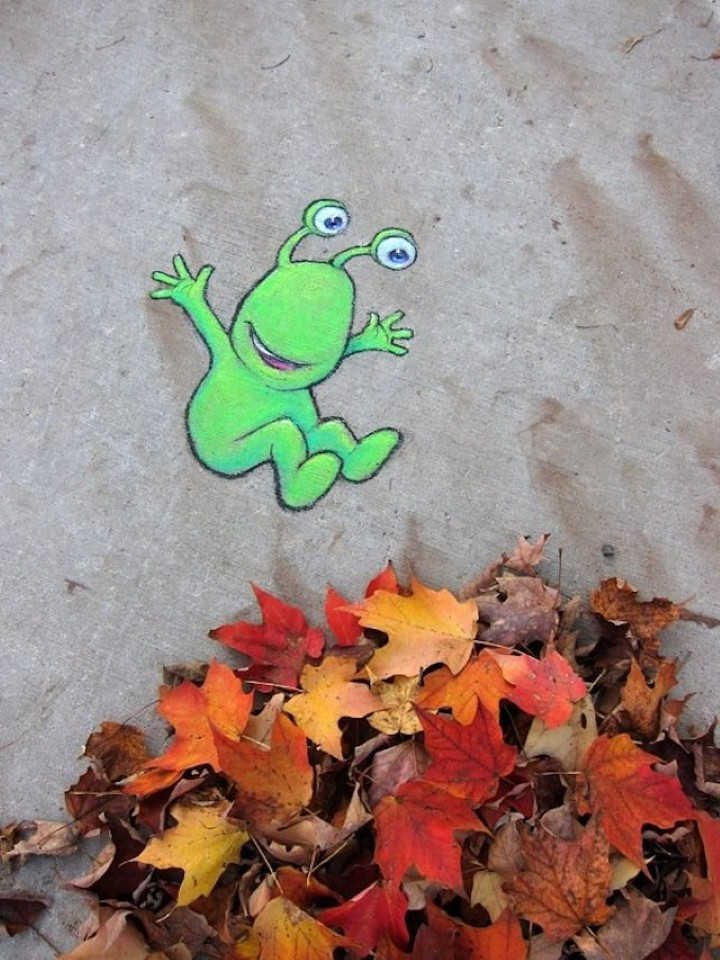 Sluggo, David Zinn