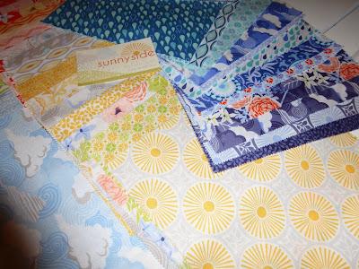 Kate Spain Fabric, Sunnyside