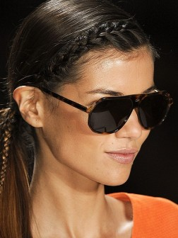 Famous Slicked Hairstyle 8