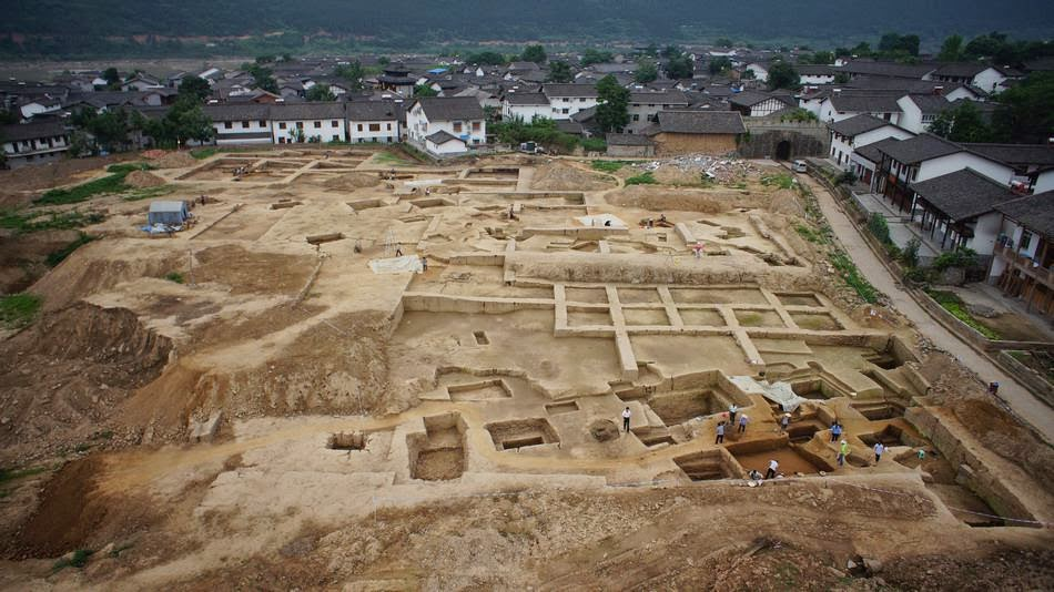 Han Dynasty tombs found in Zhaohua, Sichuan