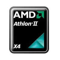 AMD Athlon II X4 Logo