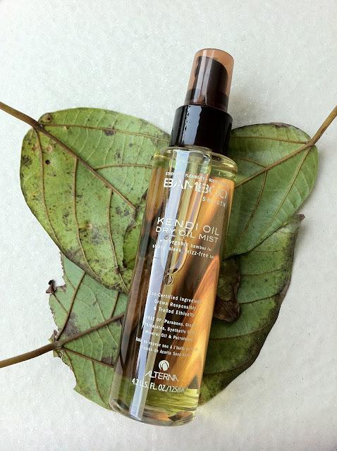 Bamboo Oil For Hair1