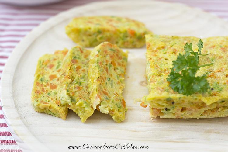 Cocinar Calabacin En Microondas | Flan De Zanahorias Y Calabacin Al Microondas