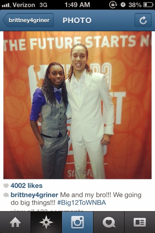 Baylor Declined To Comment Directly On Griner's Remarks To Espn The