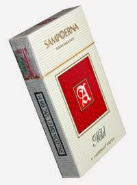 ashim blog, rokok, rokok indonesia, rekok terlaris, rokok paling laris, perokok, merokok tidak sehat, sampoerna