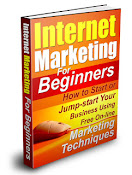 Pick Up Your Copy Of 'Internet Marketing For Beginners: