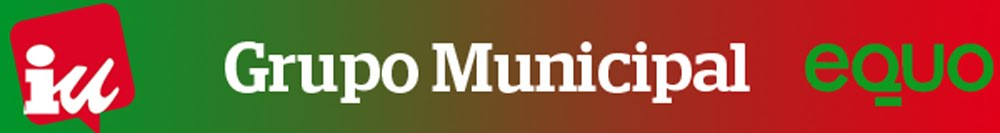 Grupo Municipal Izquierda Unida-Equo