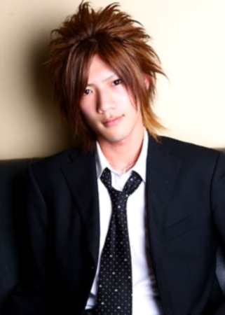 Peinados japoneses para hombres pelo corto