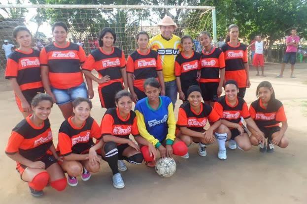 Blog do Tiago Padilha  Futebol Feminino  Jogo amistoso foi realizado ... e7e7386b80e98