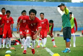 Aji Targetkan Lolos Ke Piala Asia U-23